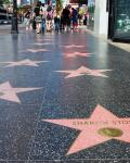Walk of fame i Hollywood